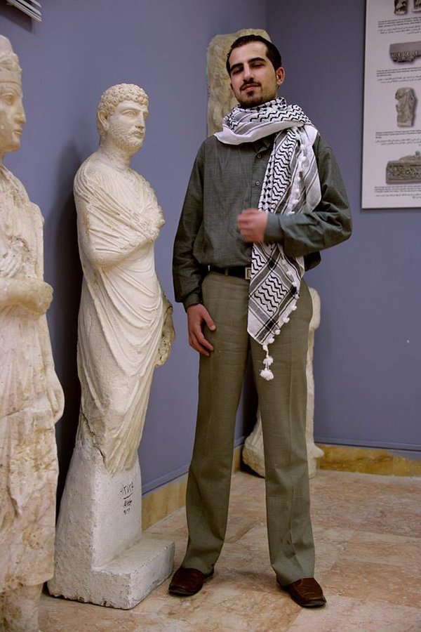 bassel in palmyra