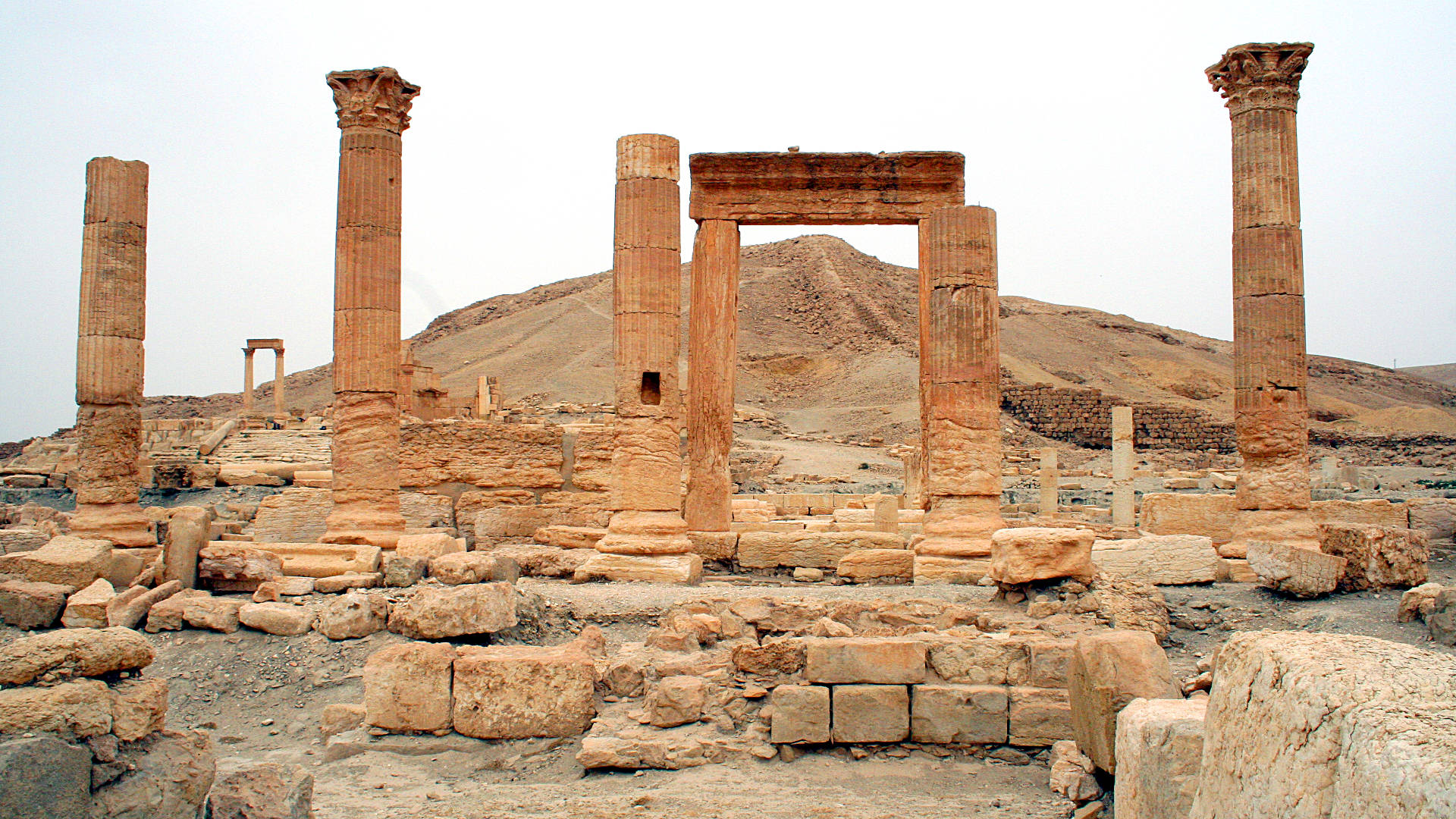 NEWPALMYRA Temple of Allat